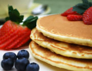 Picture of pancakes.